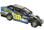 Ryan Susice 2018 358 #38 Hard Plastic Toy car