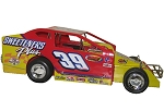Tim McCreadie 2016 Oswego Big Block #39  Hard Plastic Toy car