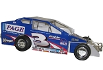 Brett Hearn car 2005 #3 Hard Plastic Toy car