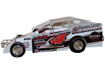 Greg Martin 358 2019 #4  Hard Plastic Toy car