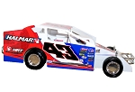 Jimmy Horton 2020 #43 Hard Plastic Toy car                       (