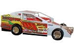 Billy Dunn 2019  #49 Hard Plastic Toy car