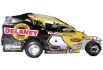 Brett Hearn 2005 358 #4 Hard Plastic Toy car