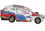 Tim McCreadie #56 2002 Hard Plastic Toy car