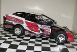 Chris Hile 2016  #5H Hard Plastic Toy car
