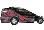 Carey Terrance 2016 Oswego Big Block #66x Hard Plastic Toy car