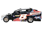 Dillon Steuer 2020 #6D Hard Plastic Toy car