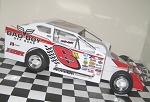 Max McLaughlin 2016  #6H Hard Plastic Toy car