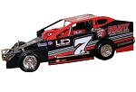 Matt Farnham 2019  #7F Hard Plastic Toy car