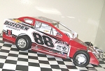 Mike Mahaney 2016 #88 Hard Plastic Toy car