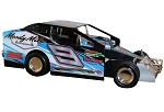 Jordan McCreadie 2019  #9 Hard Plastic Toy car