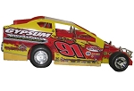 Billy Decker 2013 car #91 Hard Plastic Toy car