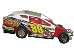 Mike Martin 2018  #99 Hard Plastic Toy car