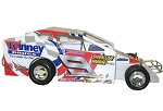 Bob McCreadie 2005 #9 Hard Plastic Toy car
