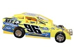 Billy Pauch Jr. 2020 #96 Hard Plastic Toy car