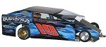 Slot Magic 1 Dirt Modified body - Josh Vanbrocklin 2011 #10