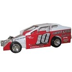 Lou Blaney 1989 #10 Hard Plastic Toy car