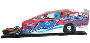Slot Magic 3 Dirt Modified body - Jeremy Pitcher 2016  #14