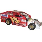 Donnie Radd 2004 #15 Hard Plastic Toy car