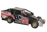 Jim Harbison 2018  #18W Hard Plastic Toy car