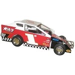 Billy Abold Jr.1992 #1B Hard Plastic Toy car