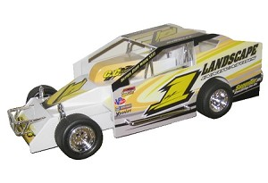 Tim Hindley 2013 Syracuse Big Block Big Block #1 Hard Plastic Toy car
