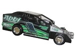 Ryan Godown 2009 #1R  Hard Plastic Toy car