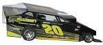 Slot Magic 1 Dirt Modified body - Brett Hearn #20 2012