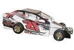 Danny Johnson 2018  #21G Hard Plastic Toy car