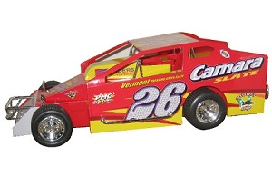 Dave Camara 2007 Big Block #26 Hard Plastic Toy car
