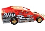 Mike Gular 2018 #2 Hard Plastic Toy car