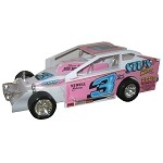 Chuck Akulis #3  Hard Plastic Toy car