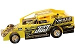 David Vanhorn 2018 #323 Hard Plastic Toy car
