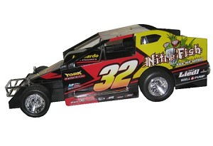 Brandon Grosso 2017 Big Block #32 Hard Plastic Toy car