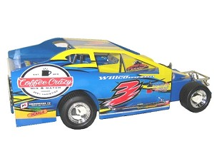 Chad Brachmann 2017 #3 Hard Plastic Toy car