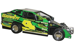 Andy Bachetti 2019 car #4Hard Plastic Toy car