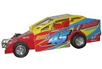 Wayne Jelly 2004 Syracuse car #45 Hard Plastic Toy car