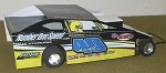 Slot Magic 1 Dirt Modified body - Billy Dunn #49 2013