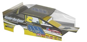 Slot Magic 3 Dirt Modified body  Billy Dunn 2013 Syracuse #49
