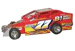 Doug Hoffman 2004 358 car Hard Plastic Toy car