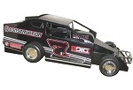 Matt Farnham 2018  #7F Hard Plastic Toy car