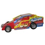 Ricky Elliott 2005 Hard Plastic Toy car