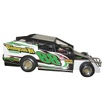 Steve Hulsizer 2007 #88 Hard Plastic Toy car