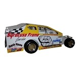 Bob McCreadie 1990  #9 Hard Plastic Toy car