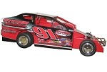 Billy Decker 2019 #91 Hard Plastic Toy car