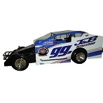 Jimmy Phelps  2013  #99J  Hard Plastic Toy car