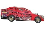 Larry Wight 2019 99L Hard Plastic Toy car