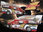 Slot Magic 2 Dirt Modified body - Billy Pauch #1 2010