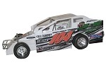Kyle Lilick 2017 Sportsman #104 Hard Plastic Toy car
