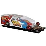 Slot Magic 3 Dirt Modified body - Craig VonDohren #114
